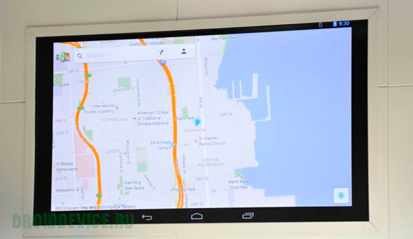 Google Maps Android 4.3