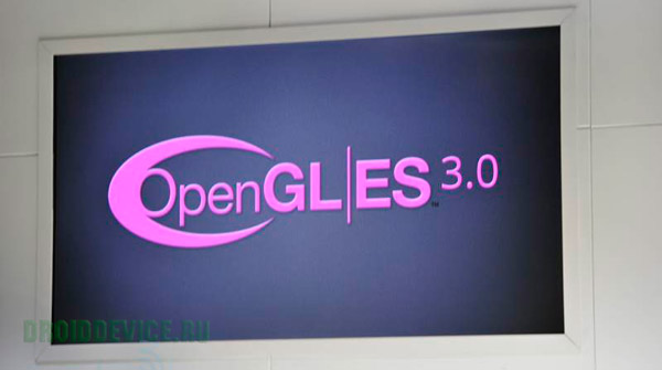 OpenGL ES 3.0 Android 4.3